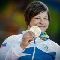 Poletne olimpijske igre 2016. Slovenska judoistka Tina Trstenjak je postala olimpijska prvakinja v kategoriji do 63 kg.