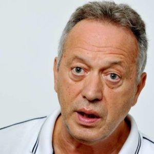 Predstavitev slovenske kosarkarske reprezentance do 20 let in novih dresov reprezentanc. Trener Zmago Sagadin.